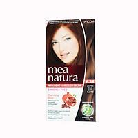 Màu nhuộm organic nâu đồng Farcom Mea Natura 6.34 Copper Gold Dark Blonde (150ml)