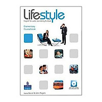Lifestyle Pre-Intermediate Course Book And Cd-Rom Pack