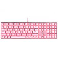 Bàn Phím Cơ Dareu Ek810 Queen Pink (Red Switch) - Hàng Chính Hãng