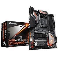 Bo Mạch Chủ Mainboard Aorus Gigabyte X470 Ultra Gaming- Hàng Chính Hãng
