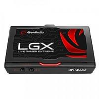 Đầu ghi hình HDMI thiết bị live Stream Avermedia Capture Stream GC550 qua USB 3.0 - Hàng Chính Hãng