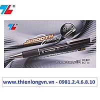 Hộp 20 cây bút bi 0.7mm Thiên Long - TL036 màu đen