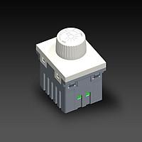 Hạt công tắc điều chỉnh độ sáng đèn 500W, cỡ M Gelan