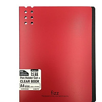 File 30 Lá Fizz A36373 - Màu Đỏ