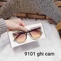 Kính mát thời trang chống nắng bảo vệ mắt 9101