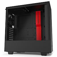 Case máy tính NZXT H510 (Red) - Hàng chính hãng