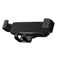 Car Mobilephone Bracket In-car Smartphone Holder Easy Clip Phones Mount Mobilephone Stand Smartphone Support