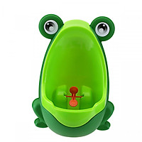 Bô đi tiểu hình con ếch ngộ nghĩnh (giao màu ngẫu nhiên)