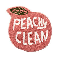 Thảm Lau Chân Chống Trượt Siêu Thấm Peachy Clean 55 x 63cm
