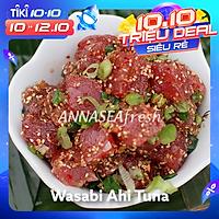 Wasabi Tuna Poke - 300gr (hộp)