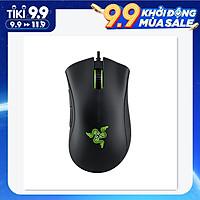 Chuột Quang Có Dây Razer DeathAdder Essential (6400DPI)