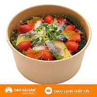 [Chỉ Giao HCM] - Salad Cá Trích Ép Trứng
