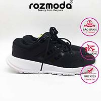 Giày thể thao nam nữ sneaker chạy bộ running đế cao su non 2.0 Rozmoda G25