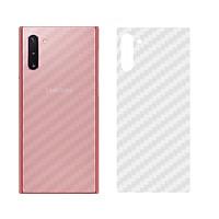 Miếng Dán Mặt Lưng Cacbon Dành Cho Samsung Galaxy Note 10/ Note 10 Plus - Handtown - Hàng Chính Hãng