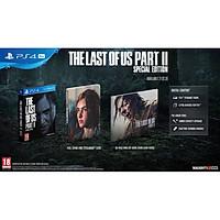 Đĩa game The Last of Us 2: Special Edition - Hàng Chính Hãng