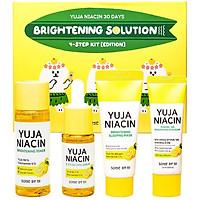 Bộ Sản Phẩm Dưỡng Da Some By Mi Yuja Niacin 30 Days Brightening Solution 4-Step Kit-Edition