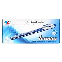 Hộp 20 Bút Thiên Long TL-079 Treedee - Xanh