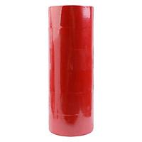 Lốc 6 Cuộn Băng Keo Full Màu (80 yard x 5cm) - Đỏ