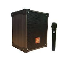 Loa kéo karaoke USA JBZ A094110 (BASS 20CM, Thùng gỗ) - Hàng nhập khẩu