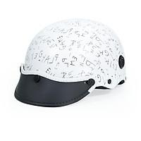 Mũ bảo hiểm lỗ thông gió NÓN SƠN chính hãng A-TR-076