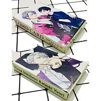 Hộp ảnh lomocard Yuri!!! On Ice set 30 tấm ảnh khác nhau