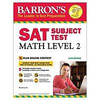 SAT Subject Test Math Level 2: With Bonus Online Tests (Barron's SAT Subject Test Math Level 2) (Barron's Test Prep)