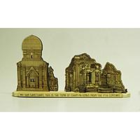 Mô Hình Thánh Địa Mỹ Sơn CONOMi (14.5 x 8 cm)