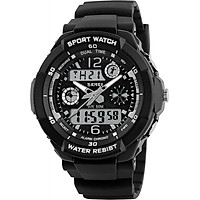 Đồng hồ thể thao trẻ em dây nhựa cao cấp Skmei 10TCK60