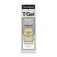 Dầu gội đầu Neutrogena T/Gel Sensitive Scalp Anti Dandruff Shampoo - Fragrance Free 125ml