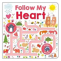 Follow My Heart - Follow Me Maze Books