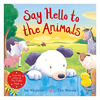Say Hello To The Animals!