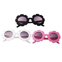 3x Cute Kids Boys Girls Sunglasses Toddler UV400 Protection Glasses Eyewear