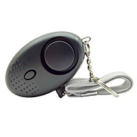 Safe Sound Personal Alarm, 130DB Personal Security Alarm Keychain with LED Lights
