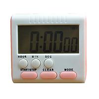 Đồng hồ bấm giờ mini đếm ngược (màu ngẫu nhiên)
