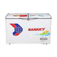 TỦ ĐÔNG SANAKY 175 LÍT VH-2299A1 ĐỒNG (R600A) - hàng chính hãng - chỉ giao HCM