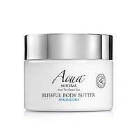 Bơ Dưỡng Thể Hương Xuân - Blissful Body Butter Springtime (Aqua Mineral)