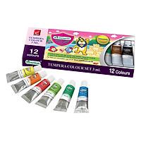 Bộ Màu Nước Masterart Series (3ml x 12 màu)