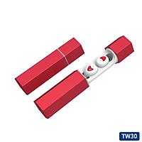 Tai Nghe Bluetooth True Wireless TW30 - Chống Nước - Bluetooth 5.0 Tiết Kiệm Pin - Nâng Cấp Dock Sạc - Cảm Ứng Thông Minh - Chống ồn