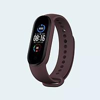 Xiaomi Mi Band 5 Dây đeo Vòng đeo tay Thay thế Đồng hồ Thể thao Dây đeo TPU Dây đeo Thoáng khí Mềm mại thân thiện với da Thông minh