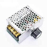 Module Điều Chỉnh Điện Áp Dimmer AC220V 4000W DR40