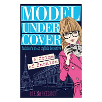 Usborne Middle Grade Fiction: A Crime of Fashion