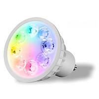 Đèn Led thông minh Spotlight đổi màu 4W GU10 RGB + CCT