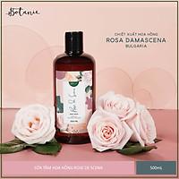 Sữa tắm cao cấp Rose de Scena 500ml - Hoa hồng Damascena - Bulgaria - Dịu nhẹ, dưỡng da mịn màng