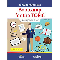 Sách - Bootcam for the TOEIC (Kèm 1 đĩa MP3)