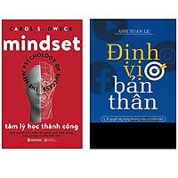 Combo Sách Tư Duy - Kỹ Năng Sống : Mindset - Tâm Lý Học Thành Công + Định Vị Bản Thân