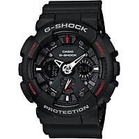 Đồng hồ nam dây nhựa Casio G-SHOCK GA-120-1ADR