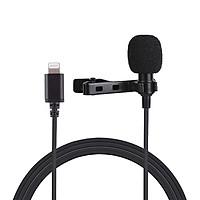 Bộ micro thu âm, livestream chuyên nghiệp cho iPhone, iPad Puluz PU426 - Hàng chính hãng