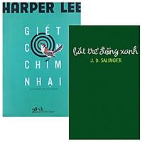 Combo Sách Bắt Trẻ Đồng Xanh + Giết Con Chim Nhại (Bộ 2 Cuốn)