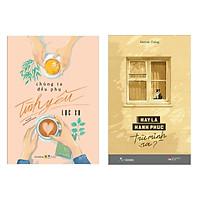 Combo Sách Thanh Xuân Hay: Chúng Ta Đều Phụ Tình Yêu + Hay Là Hạnh Phúc Trừ Mình Ra (Top Sách Bán Chạy / Tặng Kèm Bookmark Happy Life)