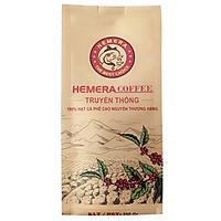 Cà Phê Rang Xay Nguyên Chất 100% Hemera Coffee 1 (250g)